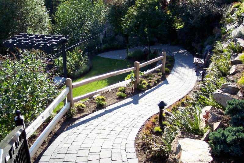 Gallery-Rocky Mountain Landscaping Excavation in ... on Mountain Backyard Ideas id=24510